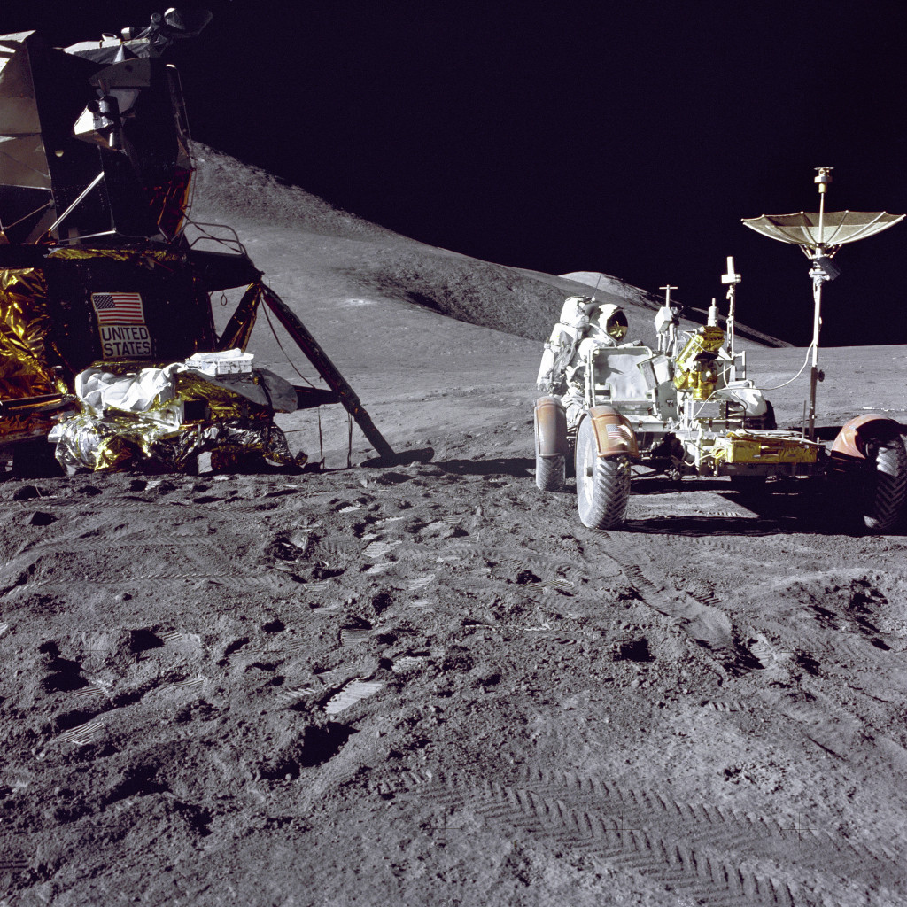 paper about the apollo missions