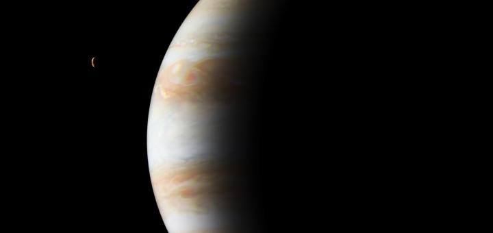 Немого истории. Полумесяц Юпитера глазами «Cassini»