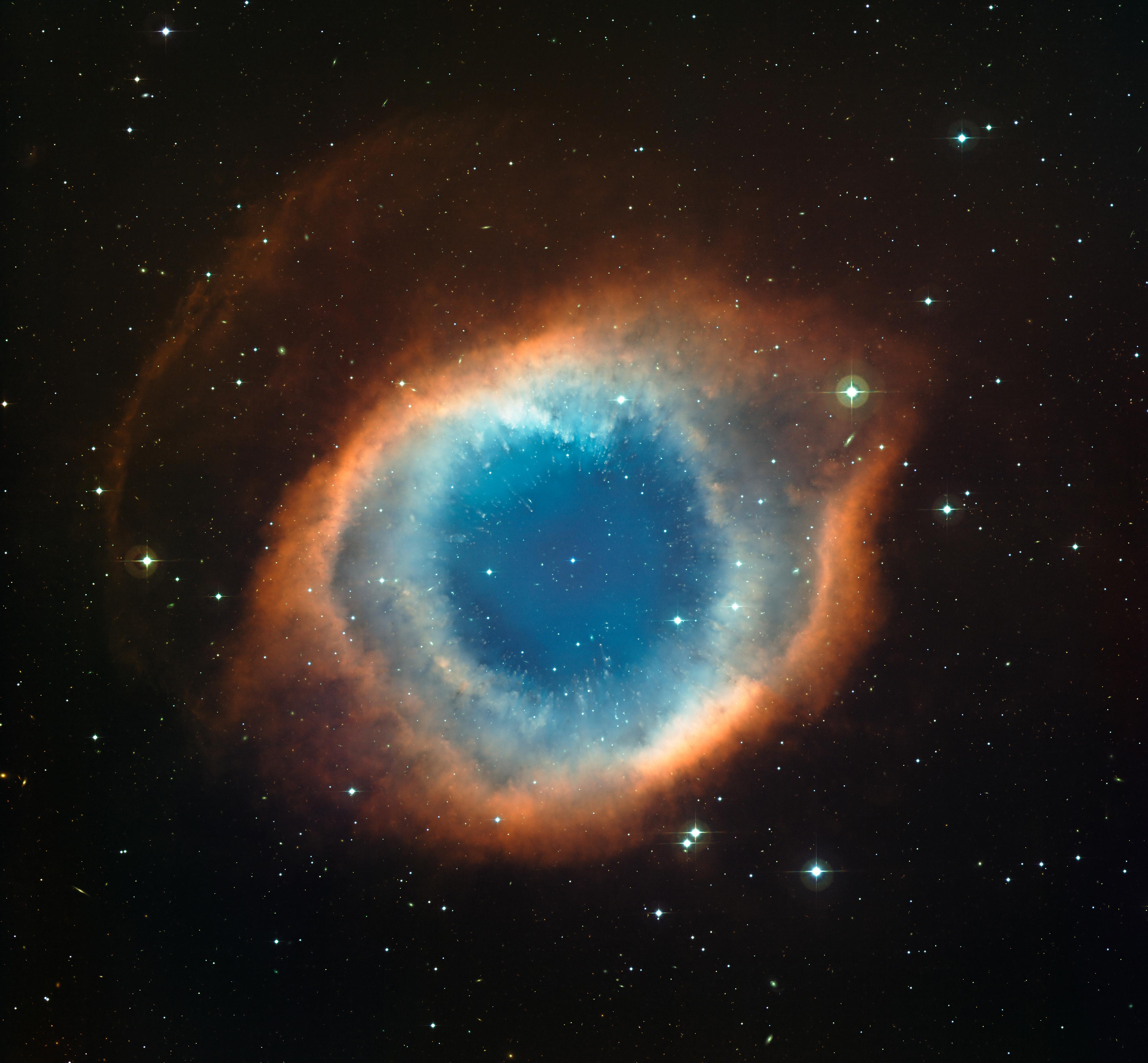 ngc 7293 the helix nebula - photo #5