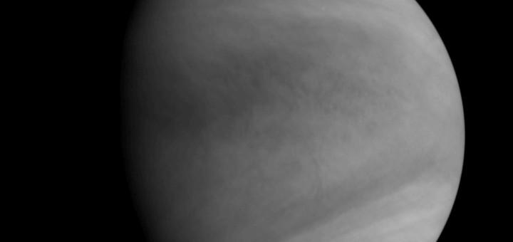 Снимок Венеры, сделанный «Akatsuki» 7 декабря 2015 года с расстояния 72 000 километров. Credit: JAXA