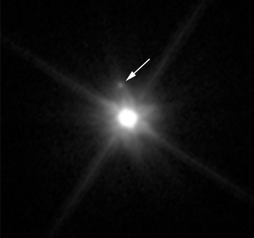 ВСолнечной системе найдена еще одна луна