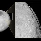 Каньон Argo Chasma на Хароне. Credits: NASA/JHUAPL/SwRI
