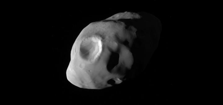 Пандора. Credit: NASA/JPL-Caltech/Space Science Institute