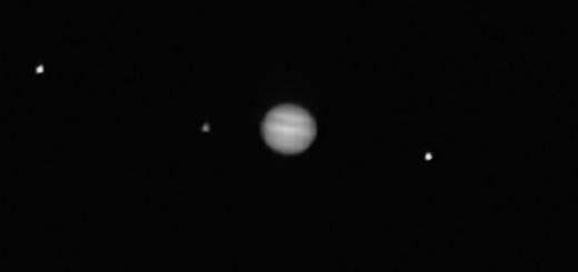 Система Юпитера глазами «OSIRIS-REx». Credit: NASA/Goddard/University of Arizona