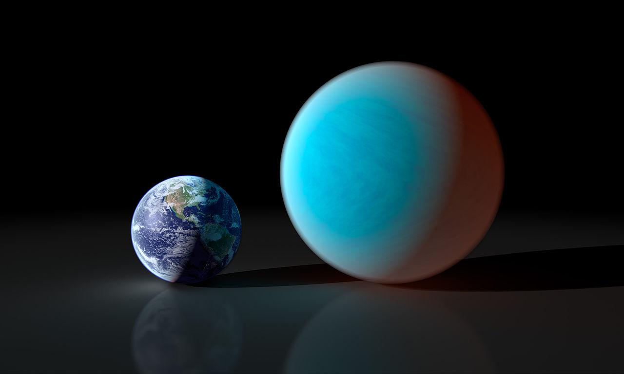 Ученые изNASA отыскали планету, накоторой может быть есть атмосфера