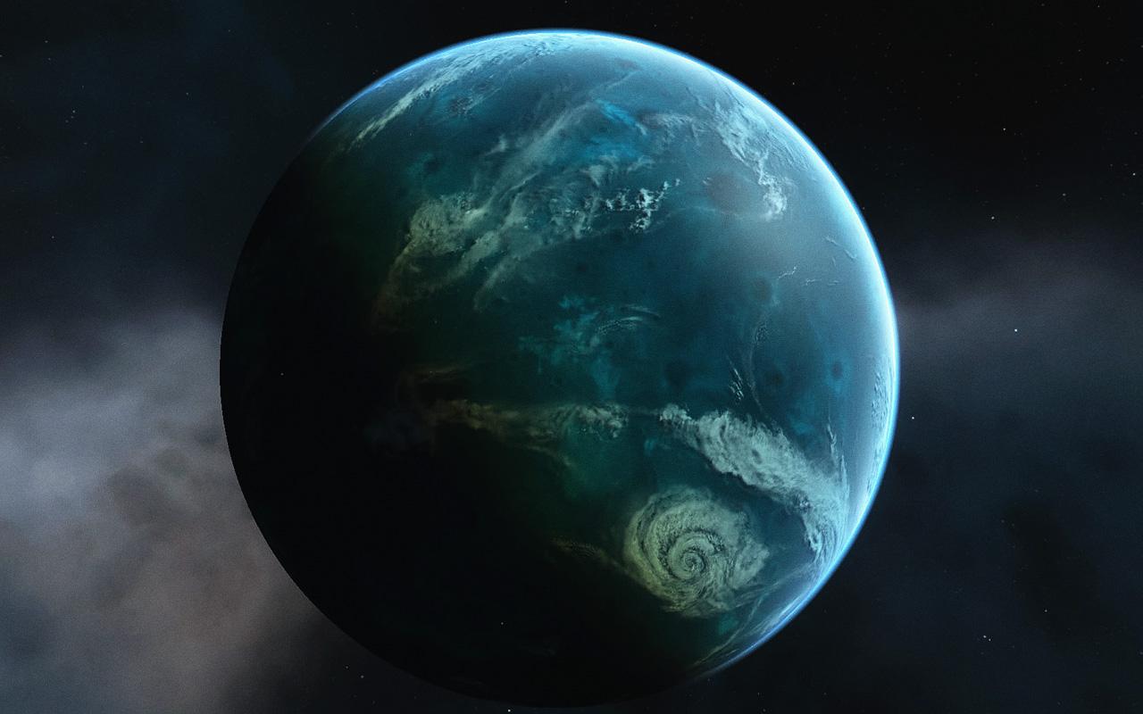 Ученые: Покрытые океанами экзопланеты неподходят для поиска жизни