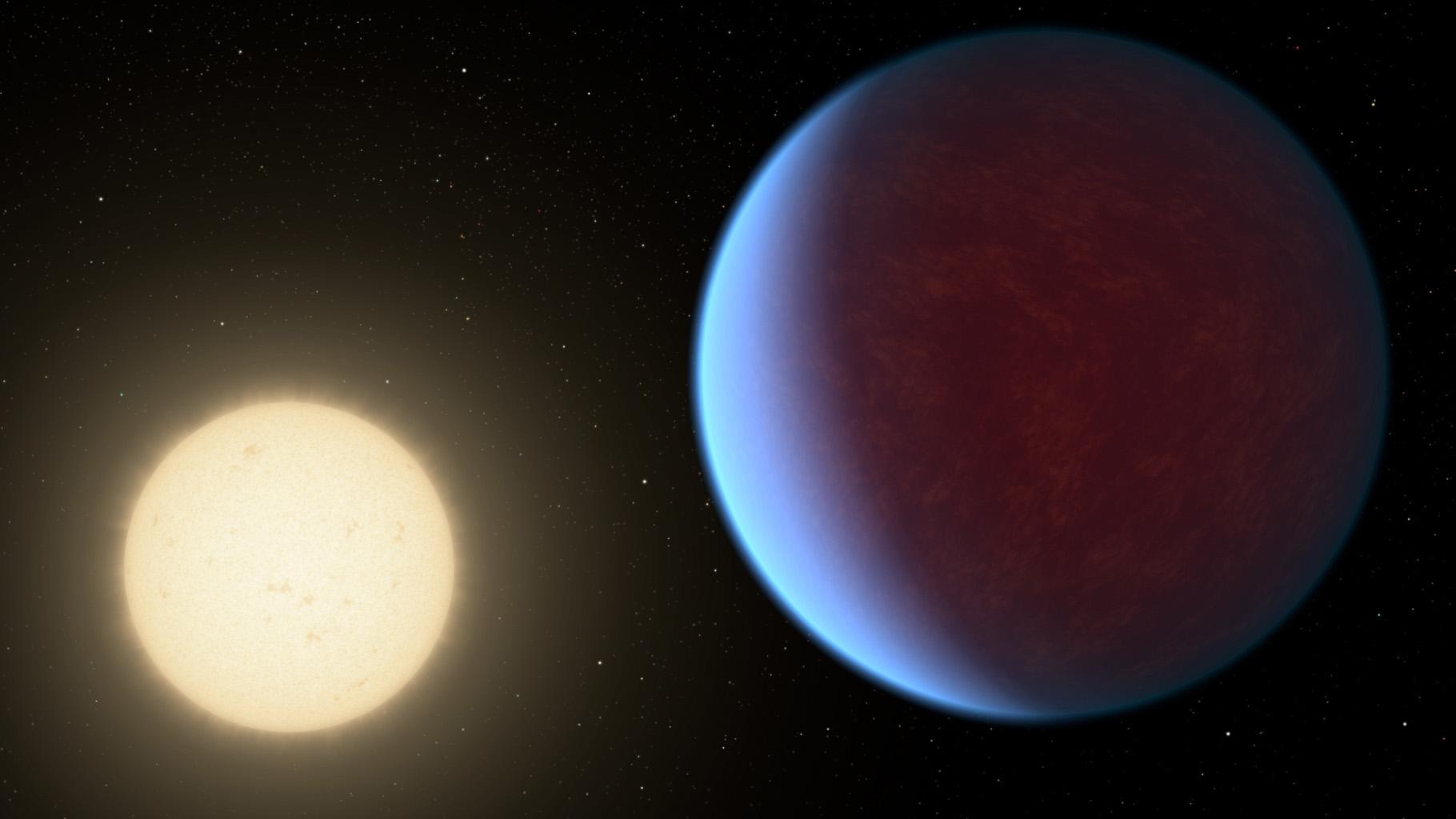 Близкая кЗемле экзопланета Янссен имеет схожую сней атмосферу— Ученые