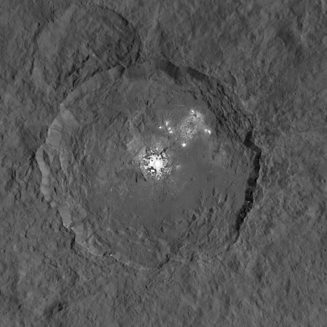 Церера (Ceres) — карликовая планета в поясе астероидов внутри Солнечной системы. Ближайшая к Земле карликовая планета, среднее расстояние между орбитами — около 263 млн км. Церера была открыта вечером 1 января 1801 года итальянским астрономом Джузеппе Пиацци в Палермской астрономической обсерватории.