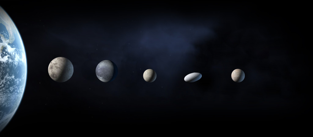 dwarf planets in our solar system - 1024×448