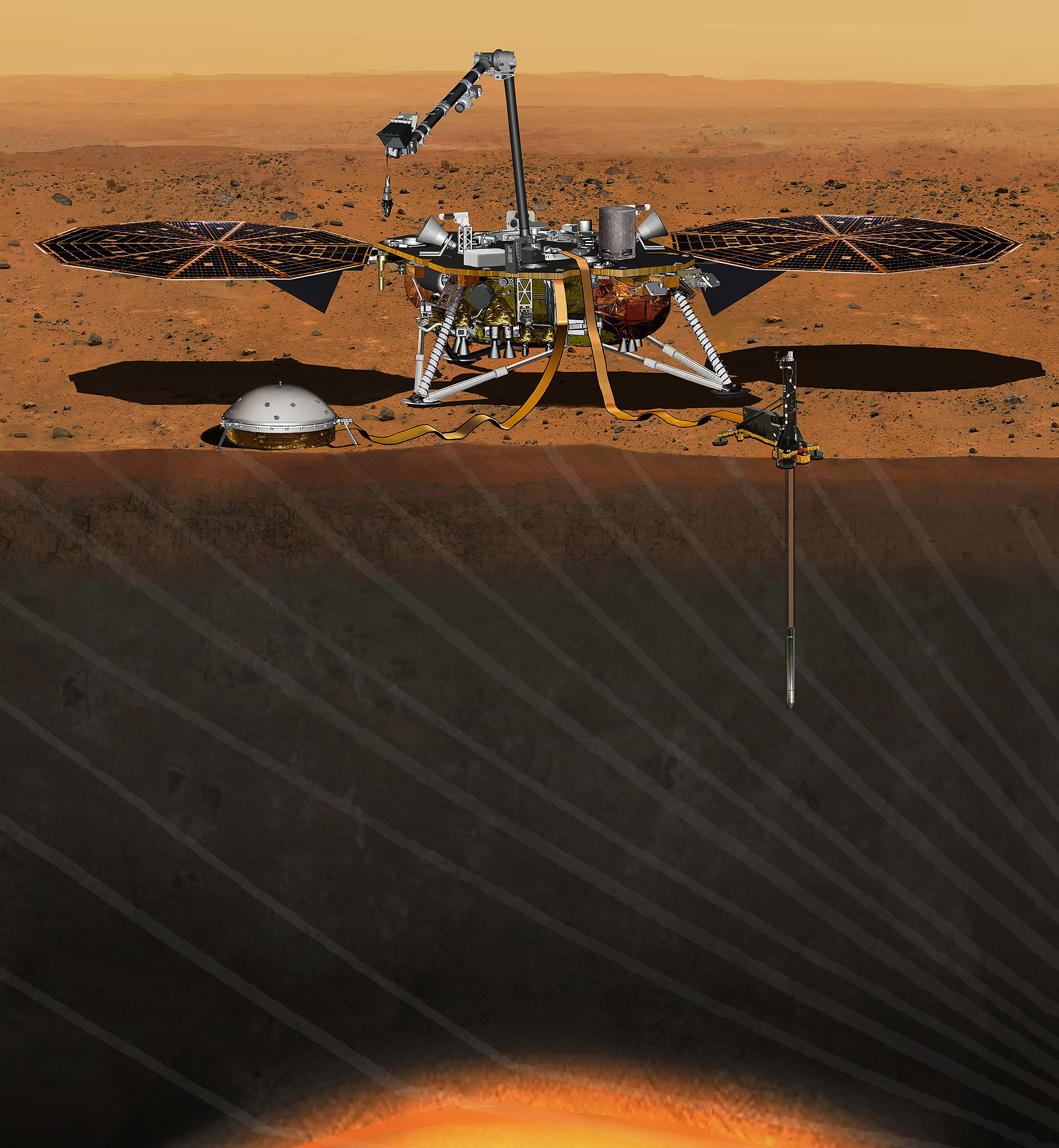 mars mission nasa - HD1024×1105
