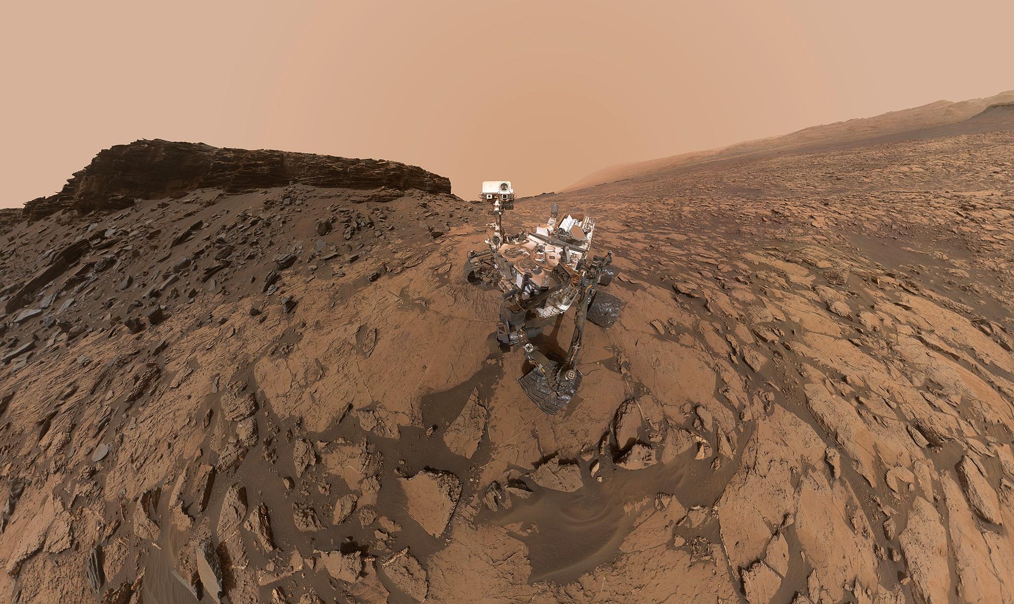 mars rover video - HD1678×1000