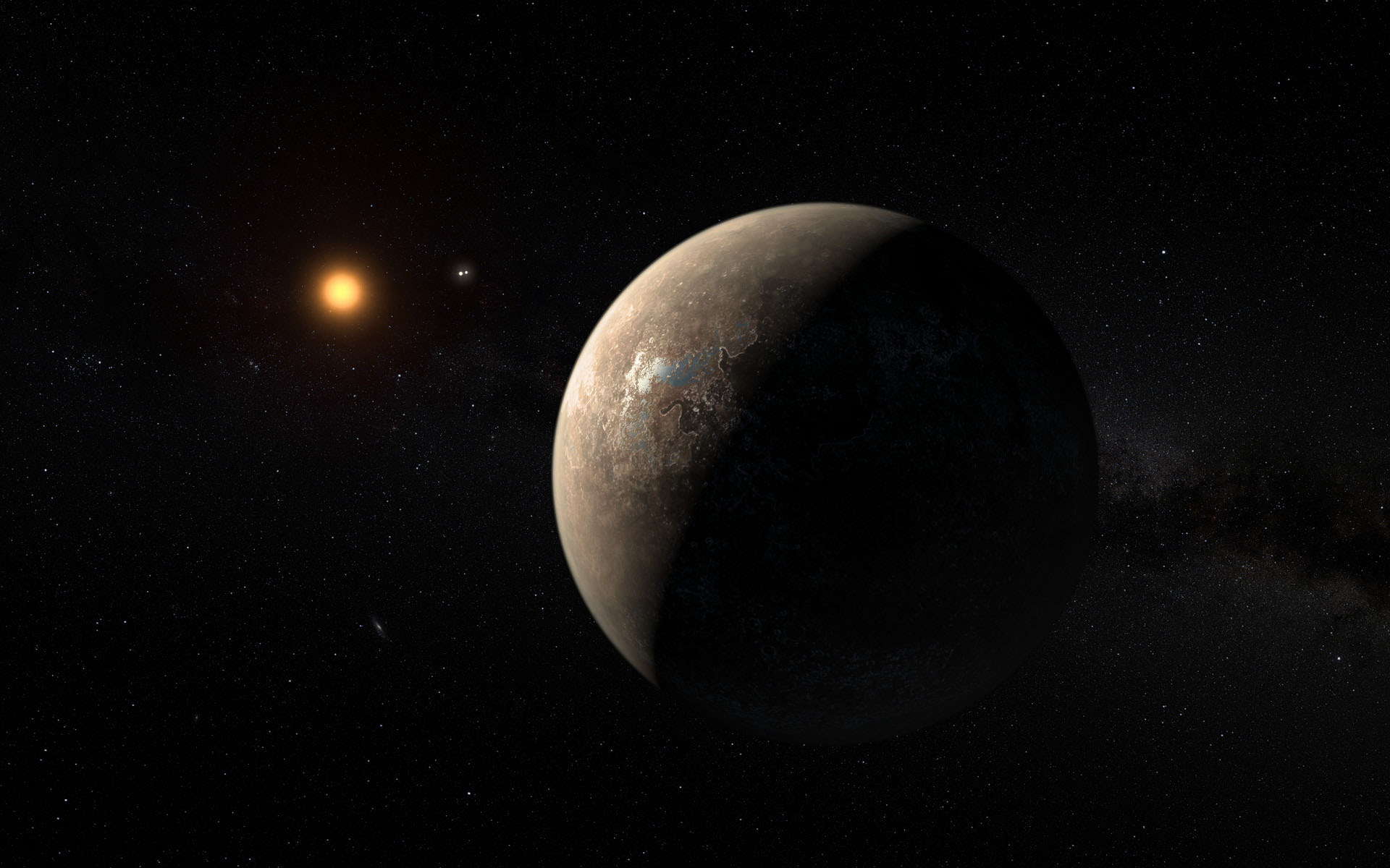 Астрономи, що займаються пошуком інопланетного життя, отримали радіосигнал з найближчої до нас екзопланети