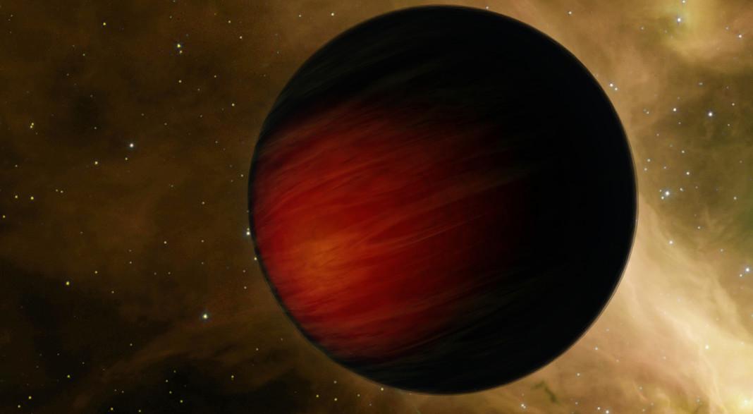 Ученые отыскали планету, поглощающую 99% света— Самая темная