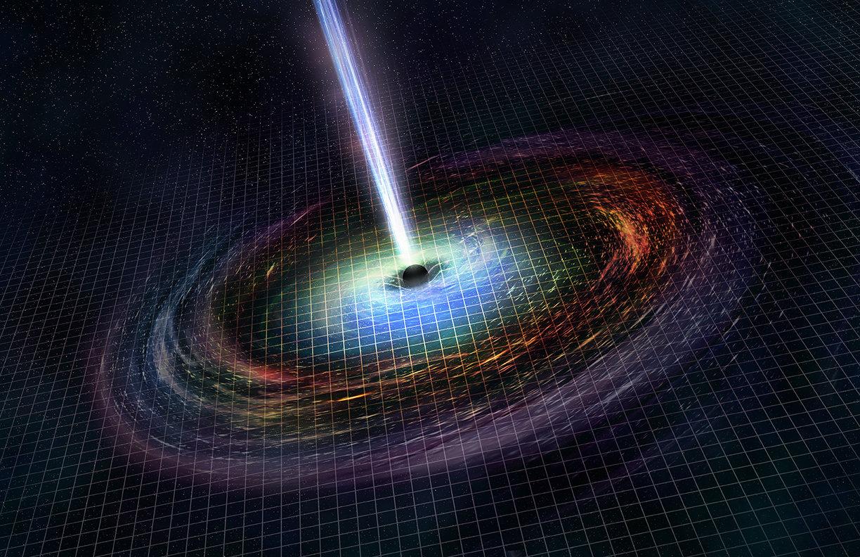 Тете днем, картинки черные дыры