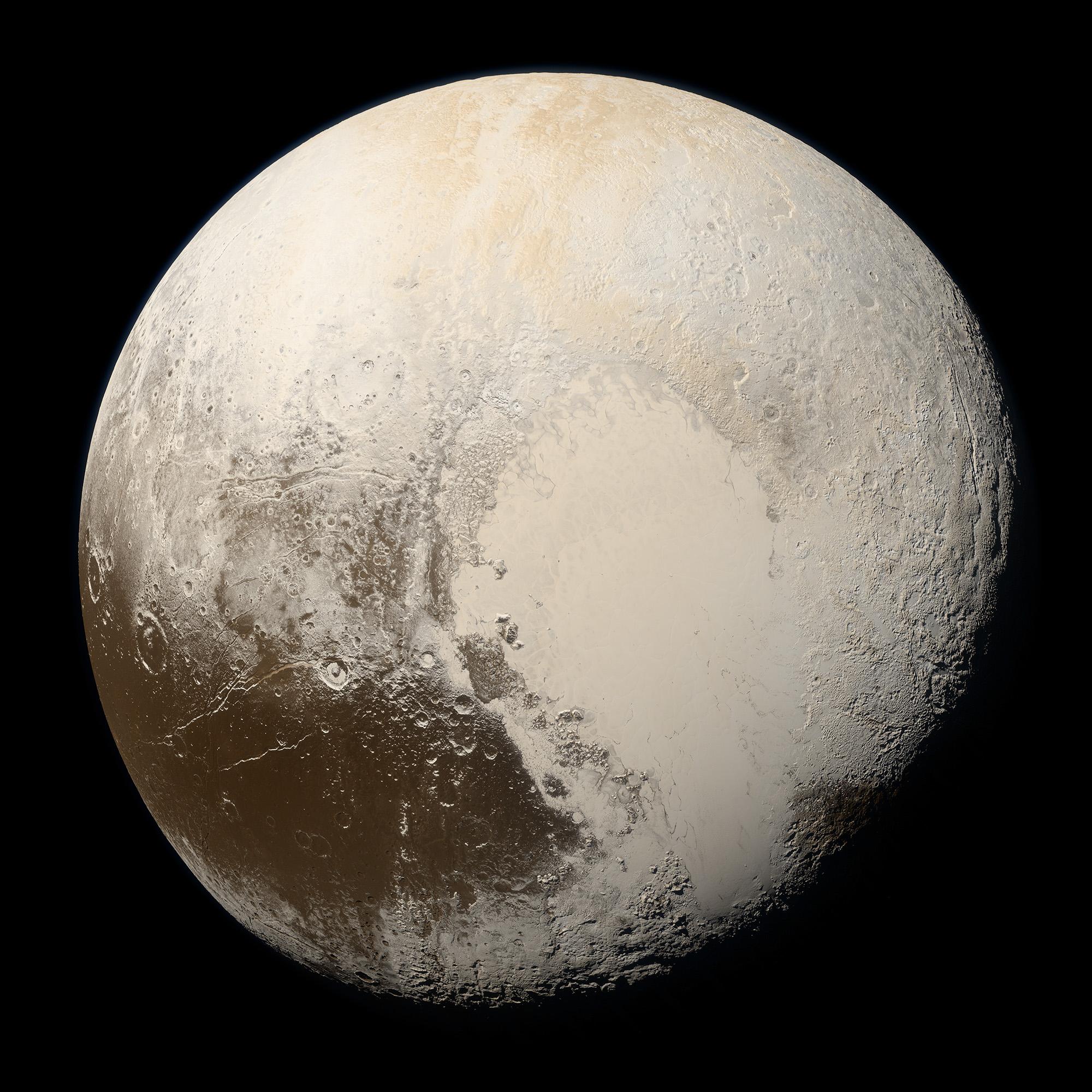 все фото плутона ставится