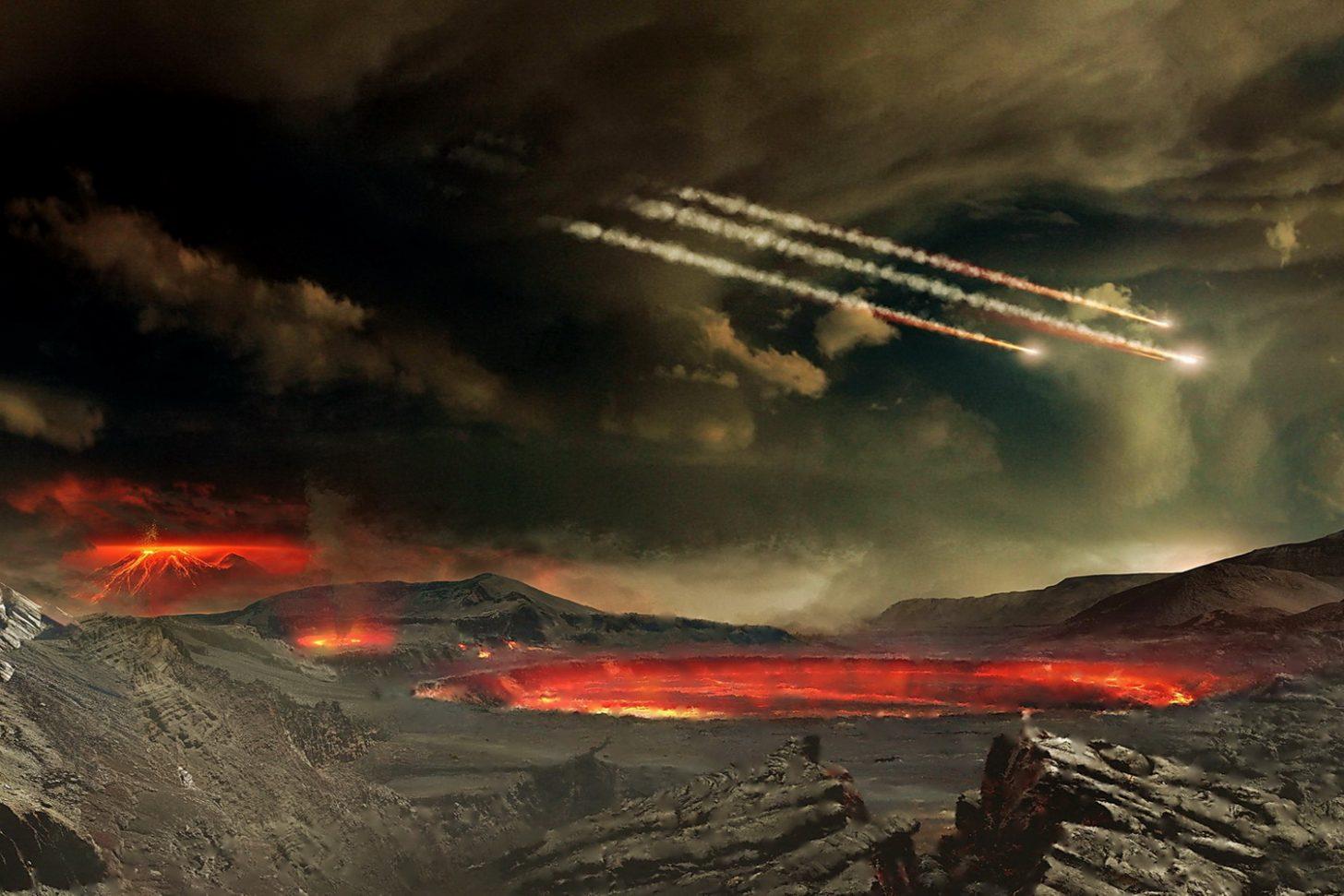 Вчені дослідили, що вода надходила на Землю з метеоритами протягом всієї її історії