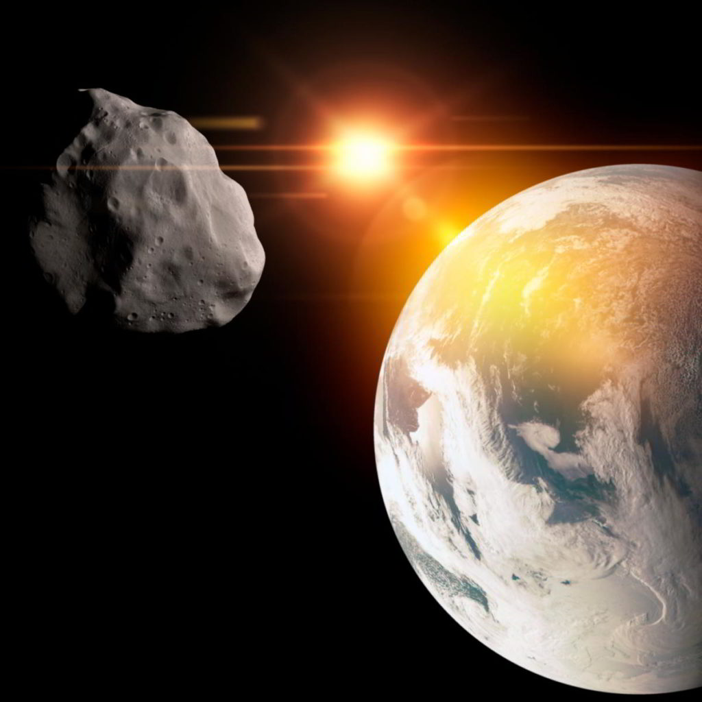will asteroids hit the earth - 6 часов